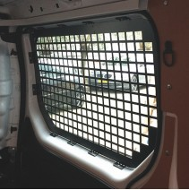 Grilles anti-effraction Citroen Jumpy - vue intérieure porte latérale