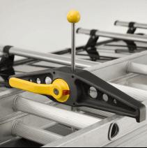 Paire de fixe-échelles (Safeclamp) - détails