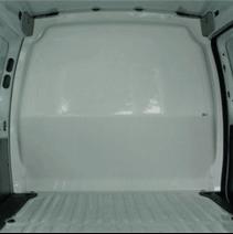 Cloison de séparation Renault Kangoo sans vitre
