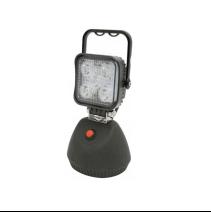 Phare de travail à LED autonome et magnétique