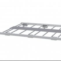 Passerelle aluminium pour galerie de toit