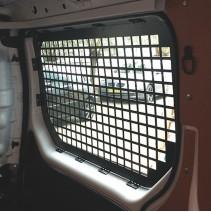 Grilles anti-effraction Citroen Jumpy 2007-2016 - vue intérieure porte latérale