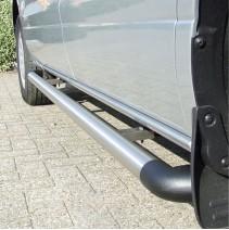 Barres latérales Peugeot Expert 2016+ L2/L3