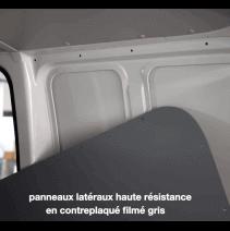 Habillage bois complet pour Mercedes Sprinter 2018+ Traction- détail protections parois