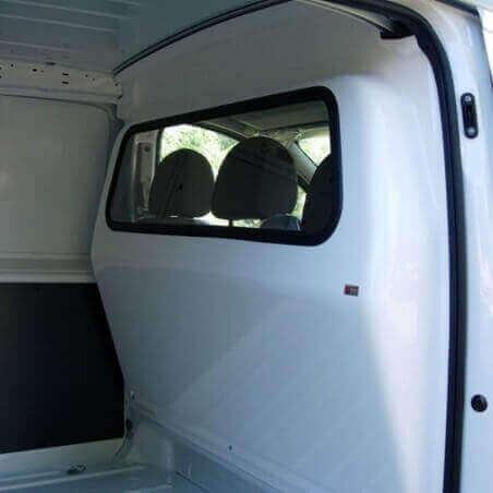 Cloison de séparation Citroen Jumpy 2007 - 2016 avec option vitre fixe ou coulissante