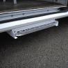 Marchepied latéral rétractable - Ford Transit - position repliée