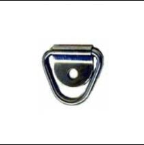 Point d'ancrage avec anneau triangulaire