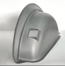Passages de roues thermoformés en PEHD (polyéthylène haute densité) : extrêmement résistants