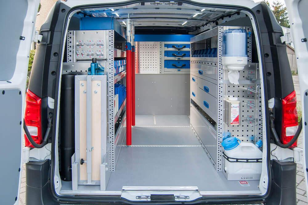 Aménagement de véhicule utilitaire - MeilleurUtilitaire