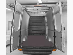 Habillage bois pour véhicule utilitaire