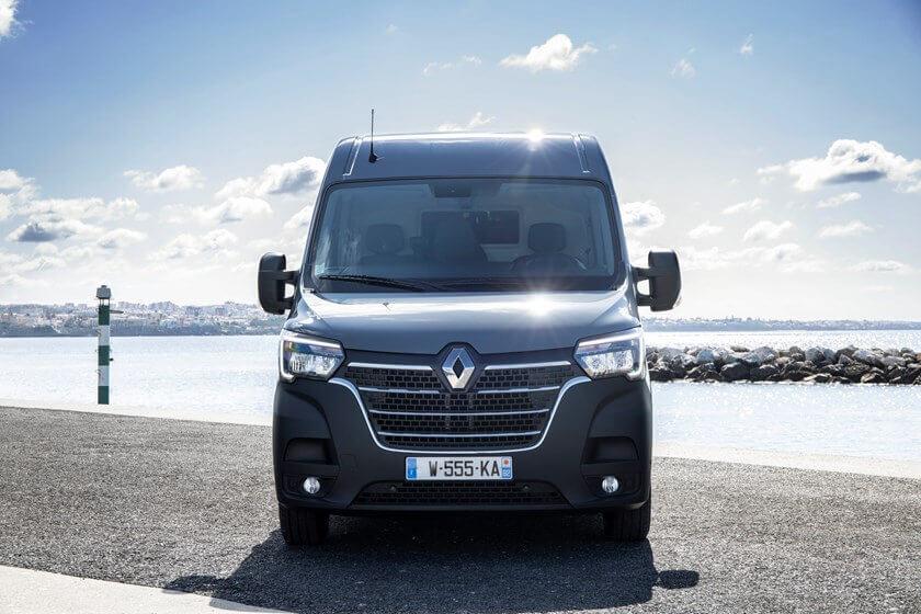 Nouveau Renault Master 2019 - Face avant